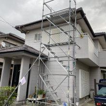 徳島市名東町 O様邸 屋根塗装工事