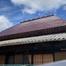 名西郡石井町 S様邸 トタン屋根塗装