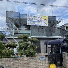 徳島市名東町H様邸 屋根塗装工事