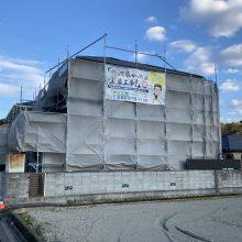 名西郡石井町浦庄 S様邸 外壁塗装工事