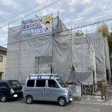 吉野川市鴨島町 M様邸 外壁塗装工事