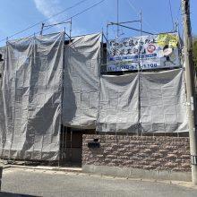 小松島市田野町 S様邸 外壁塗装工事