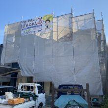 板野郡藍住町 M様邸 屋根・外壁塗装工事