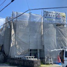 徳島市国府町 A様邸 屋根・外壁塗装工事