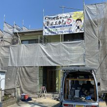 名西郡石井町藍畑 K様邸 屋根・外壁塗装工事