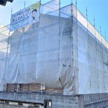 名西郡石井町高川原 M様邸 屋根・外壁塗装工事